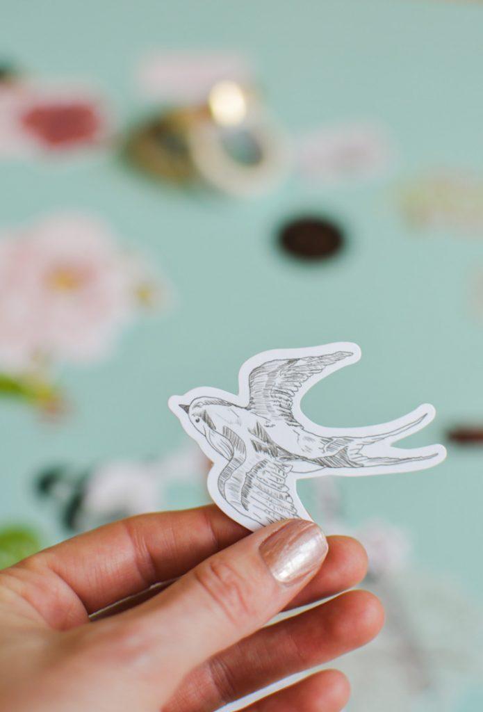J'ai craqué pour mon Project life - haul sur le blog pour les amoureux du papier