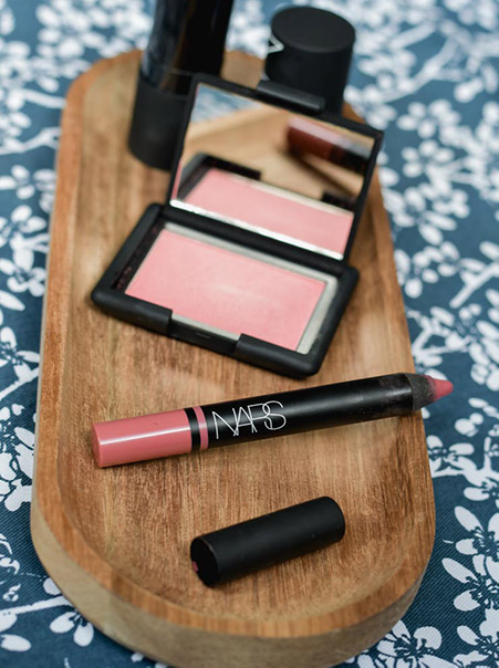 Test de Nars - maquillage