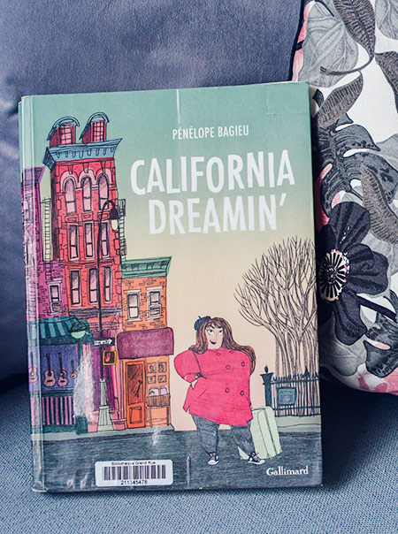California dreamin' Penelope Bagieu