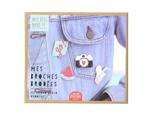 Broder ses broches Kit do it yourself