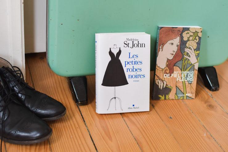 Les Petites Robes Noires de M. St John: avis sur le blog littéraire