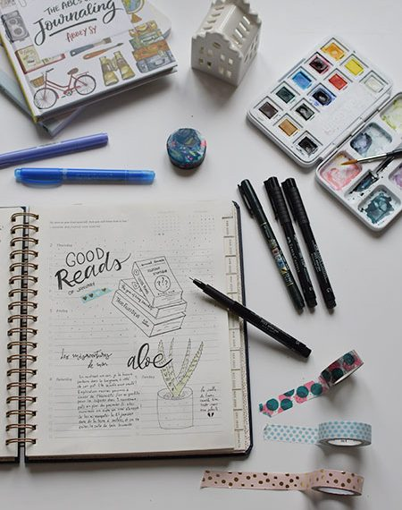Comment commencer le journaling