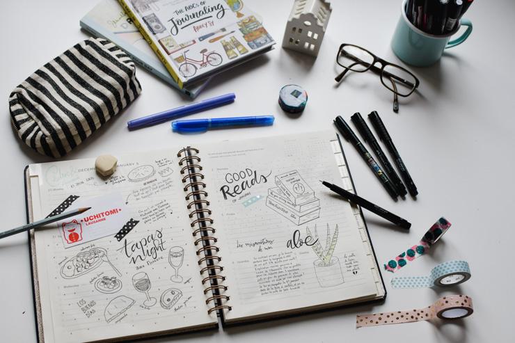 Comment commencer le journaling: pistes et ressources pour se lancer