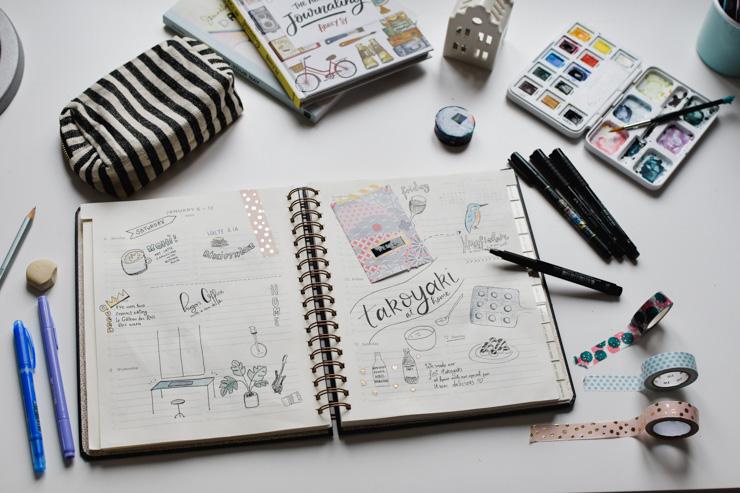 Journaling: un loisir créatif pour documenter son quotidien