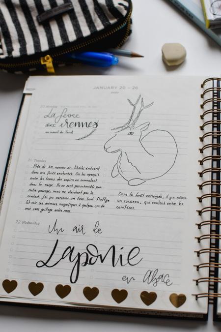 Commencer le journaling, un carnet pour documenter son quotidien