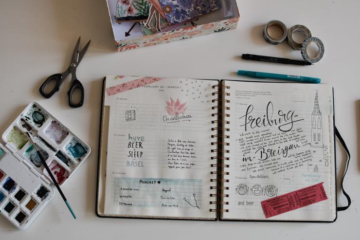 Journaling: conseils pour débutant