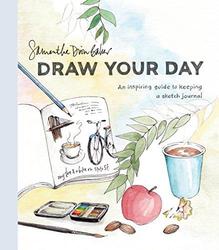Livre pour Apprendre à dessiner son quotidien
