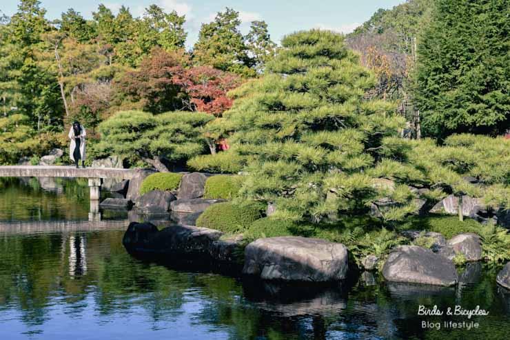 Que voir à Himeji? Le jardin Koko-en