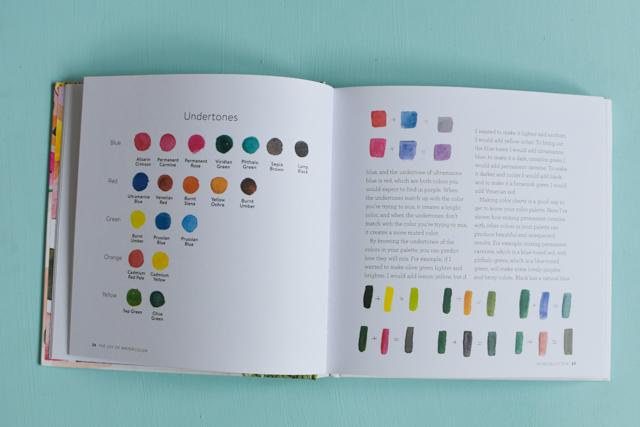 Emma Block Watercolor: le livre pour apprendre à peindre