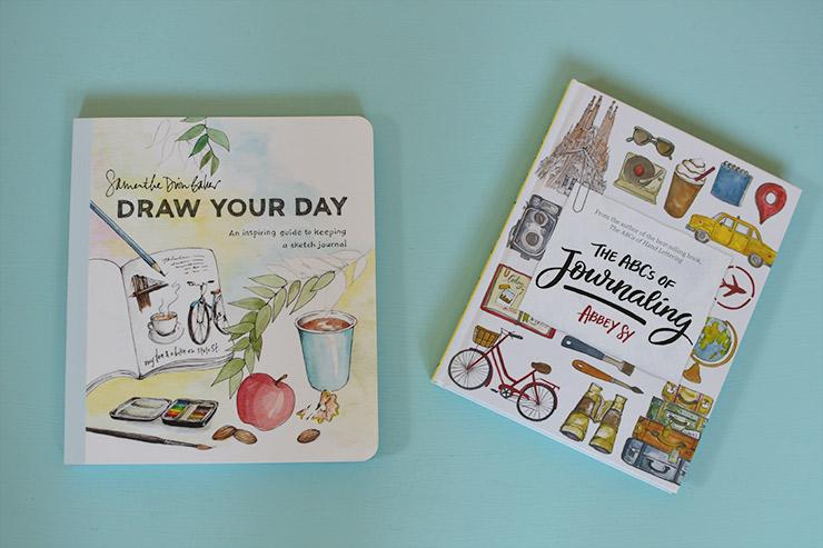 Livres pour commencer le Journaling