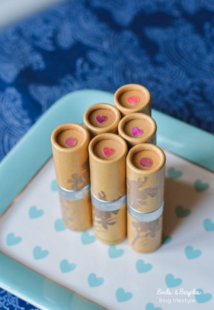 Life hack pastille couleur rouges à lèvres