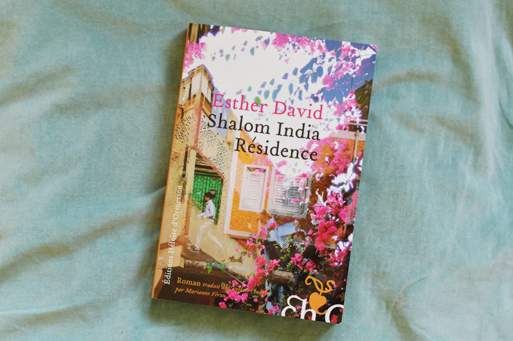 Roman Shalom India Residence avis Editions Heloise d'Ormession - blog littéraire