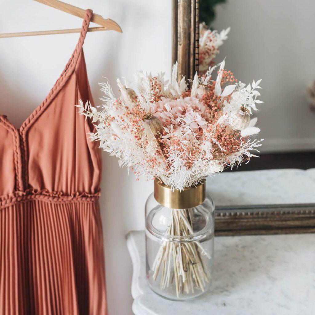 Les bouquets de fleurs séchées de FLOWRETTE