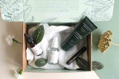 Box beauté bio Nuoo Box