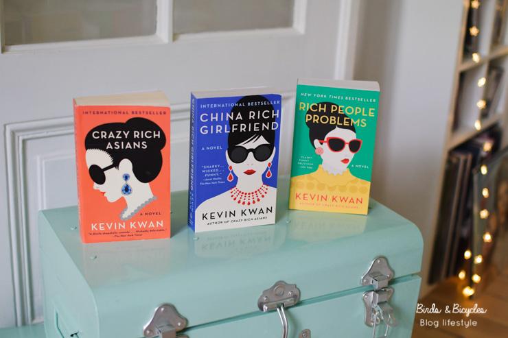 Trilogie: Crazy Rich Asians de Kevin Kwan