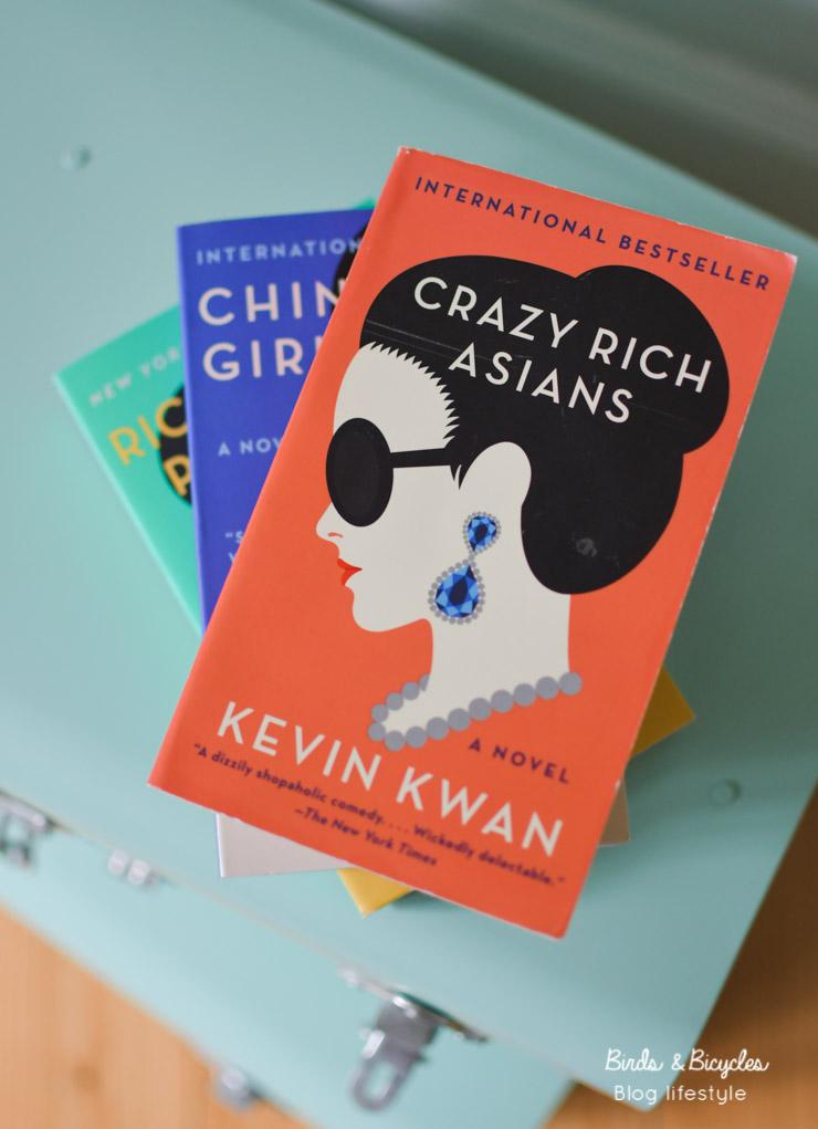 Roman léger : Crazy Rich Asians de Kevin Kwan