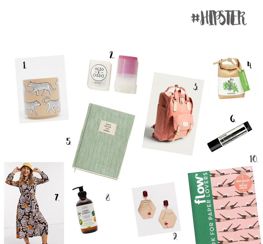 Sélection shopping hipster de mai - Blog lifestyle & girly Birds & Bicycles