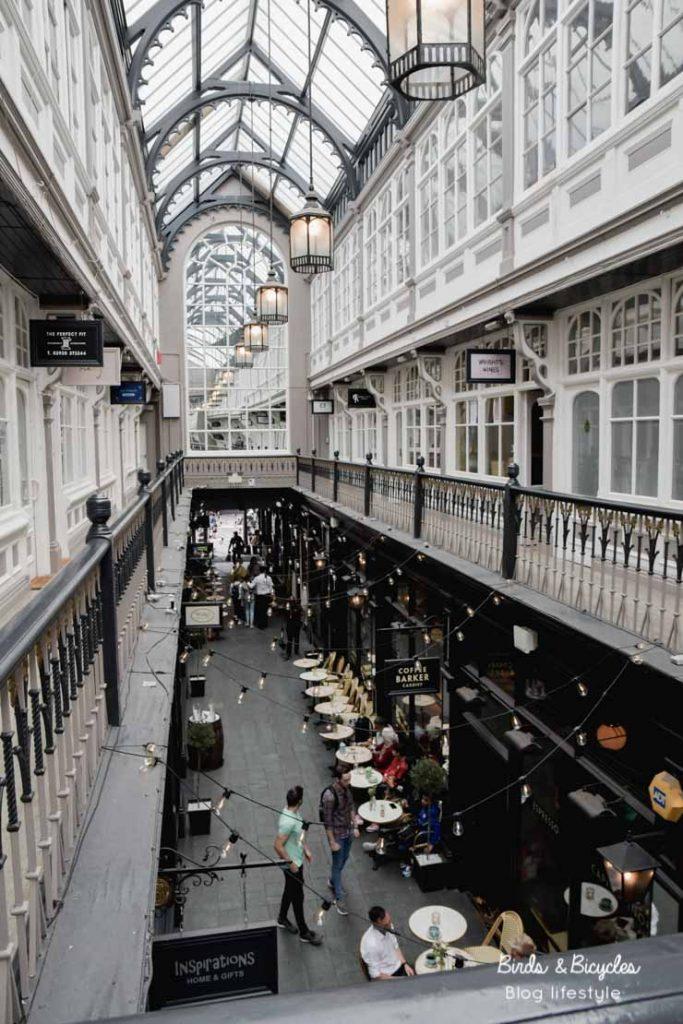 Les galeries couvertes de Cardiff