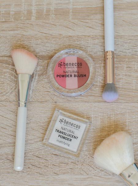 Avis test Benecos maquillage bio