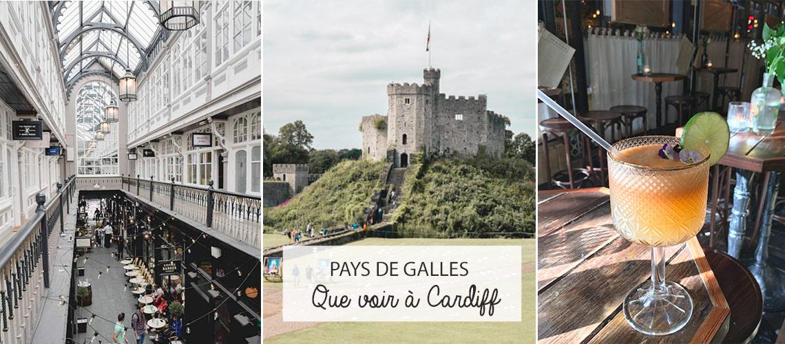 Que voir à Cardiff