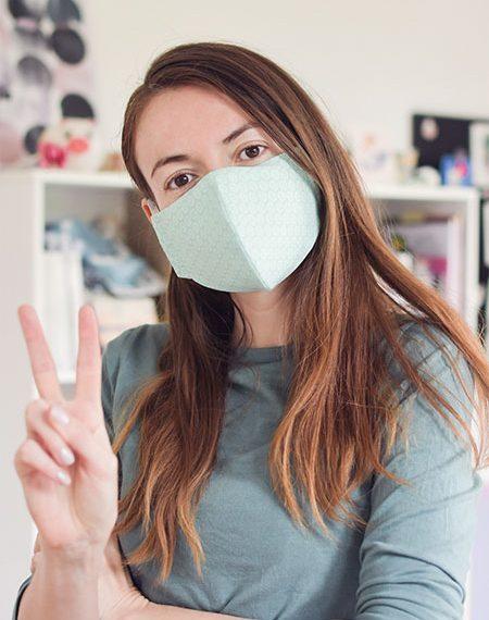Où trouver de jolis masques en tissu et made in France - Ma sélection sur Etsy - Coronavirus