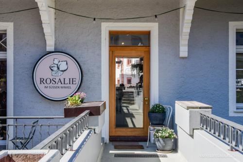 Café Rosalie en Forêt Noire