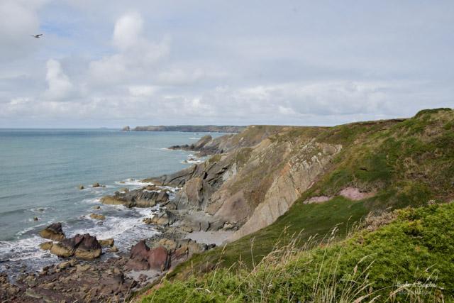 Les falaises du Pays de Galles - Blog voyage et lifestyle Birds & Bicycles