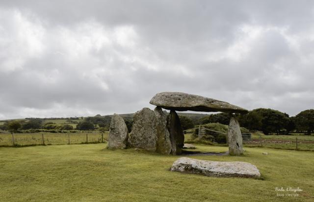 Le dolmen de Pentre Ifan