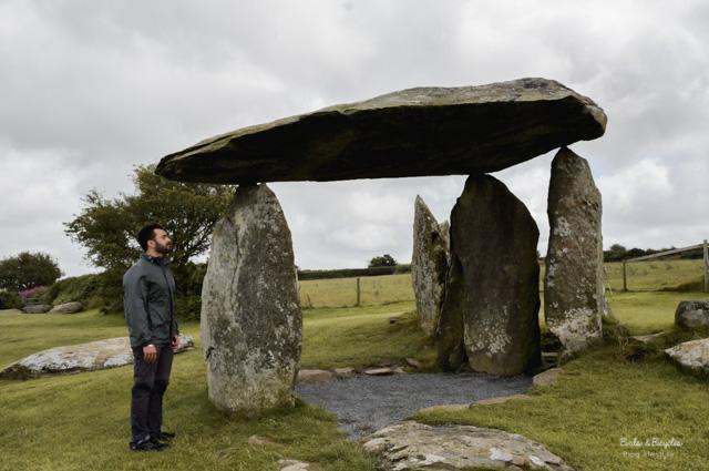 Le dolmen de Pentre Ifan - que voir au sud du Pays de Galles dans le Pembrokeshire