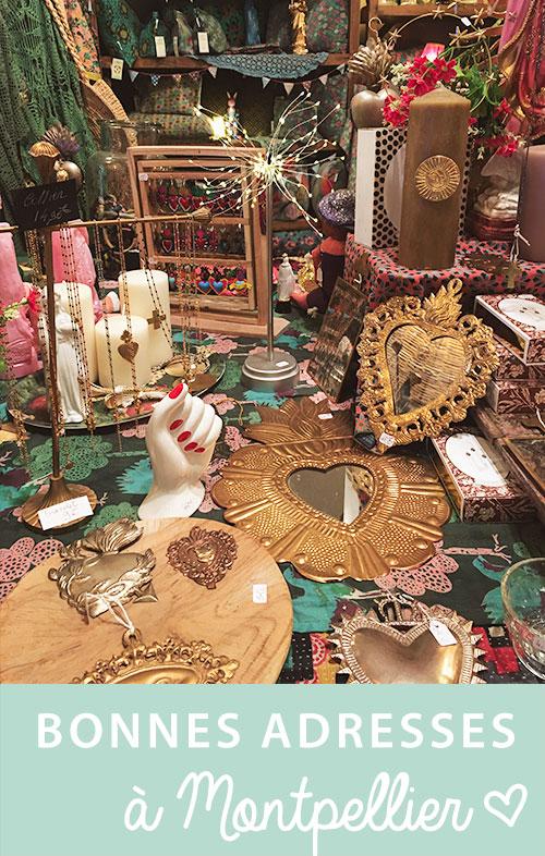 Bonnes adresses à Montpellier: Etats d'âme - jolie boutique déco à Montpellier
