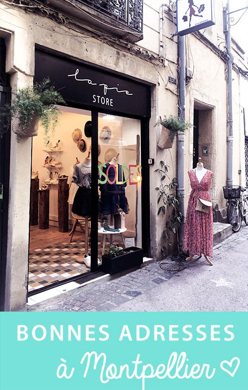 Un concept store adorable à Montpellier