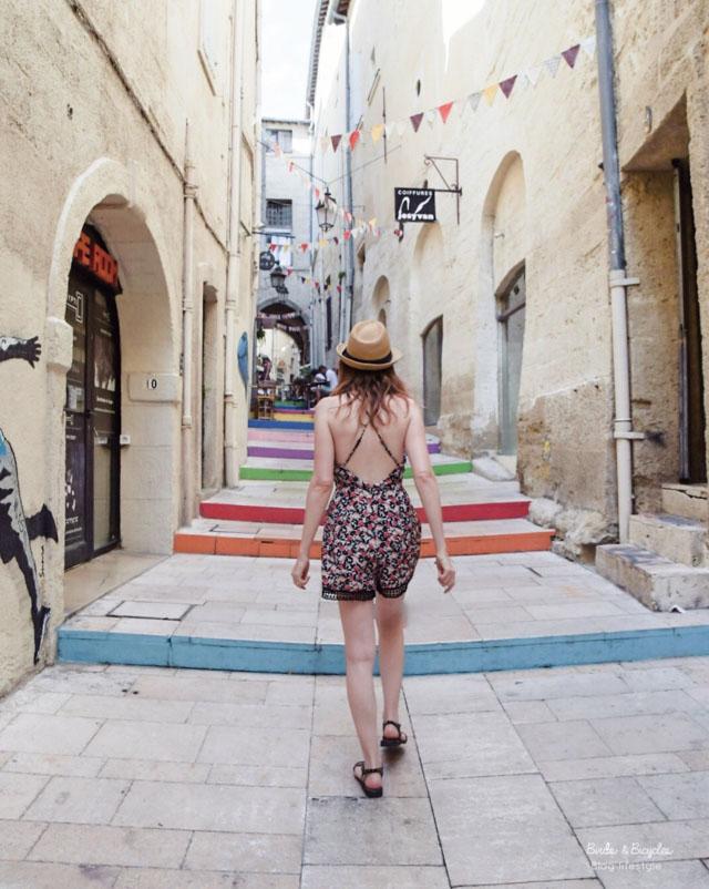 Bonnes adresses à Montpellier: voici mes repérages de cet été dans l'Ecusson et la Rue en Gondeau sur le blog!