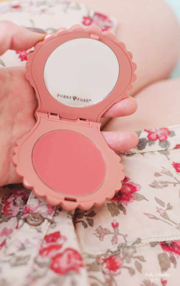 Blush coquillage Tarte
