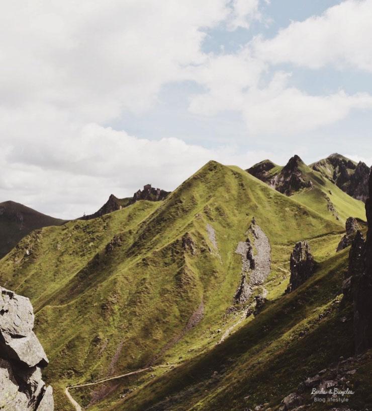 Découvrir l'Auvergne, les petits bonheurs de cet été