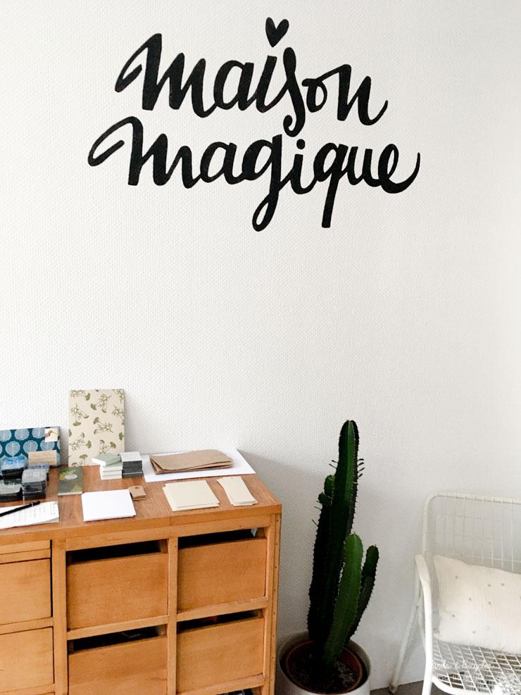 Chez Atelier Maison Magique à Strasbourg