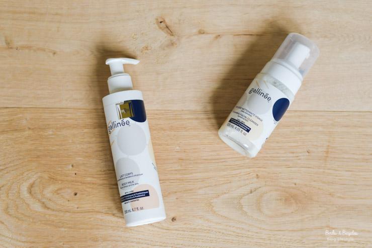 Avis & Test de Gallinée, des soins cosmétiques pour le microbiote de la peau