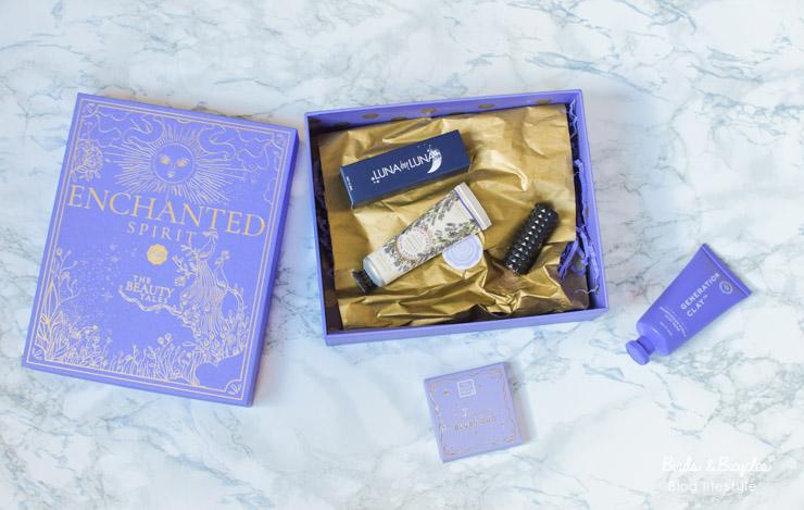 Test box beauté: avis Glossybox