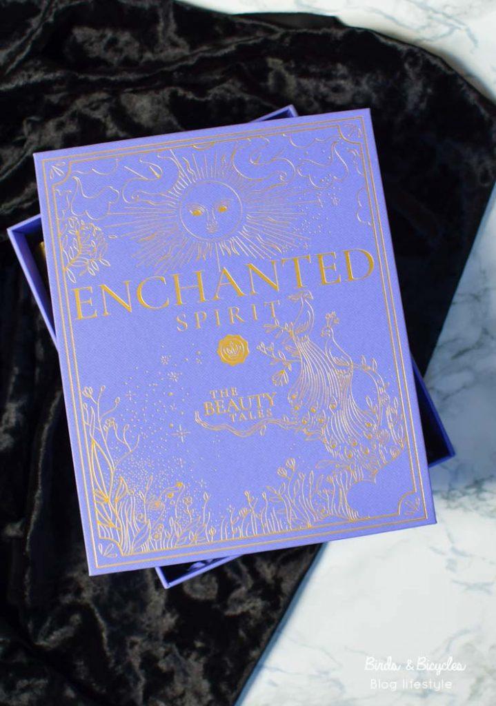 Glossybox - avis & test sur le blog - Enchanted Spirit
