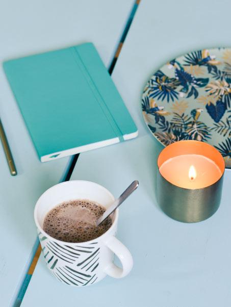 Boisson chaude: alternative au cacao chaud, le caroube!