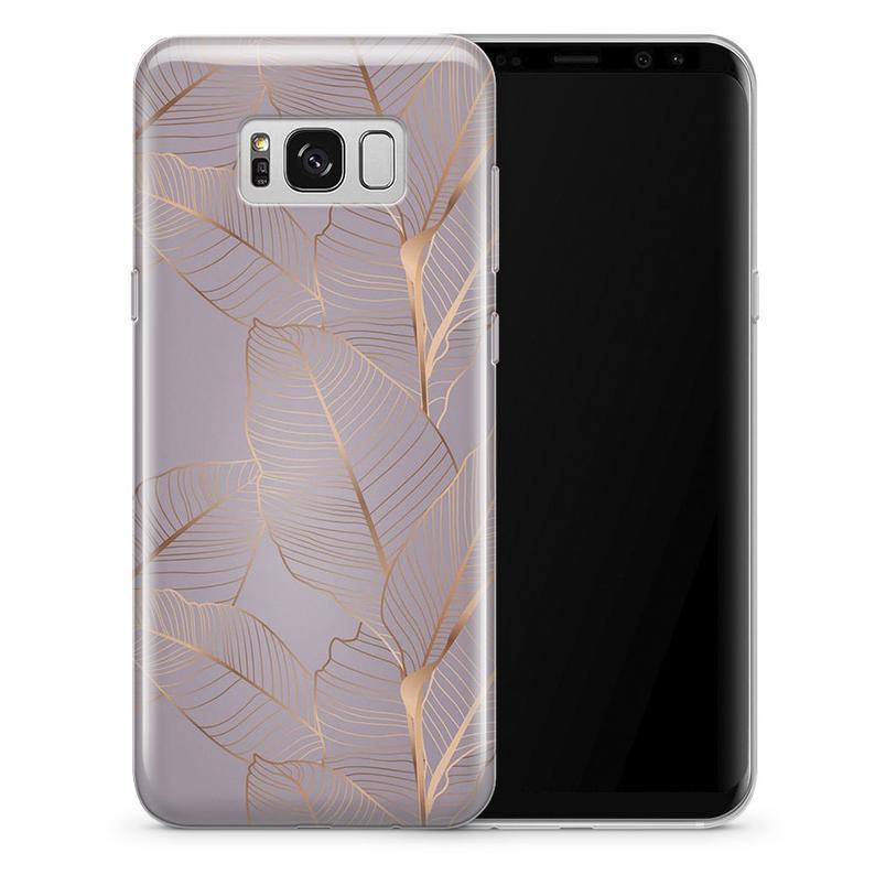 Jolies coques pour smartphones: une option très girly et rose gold