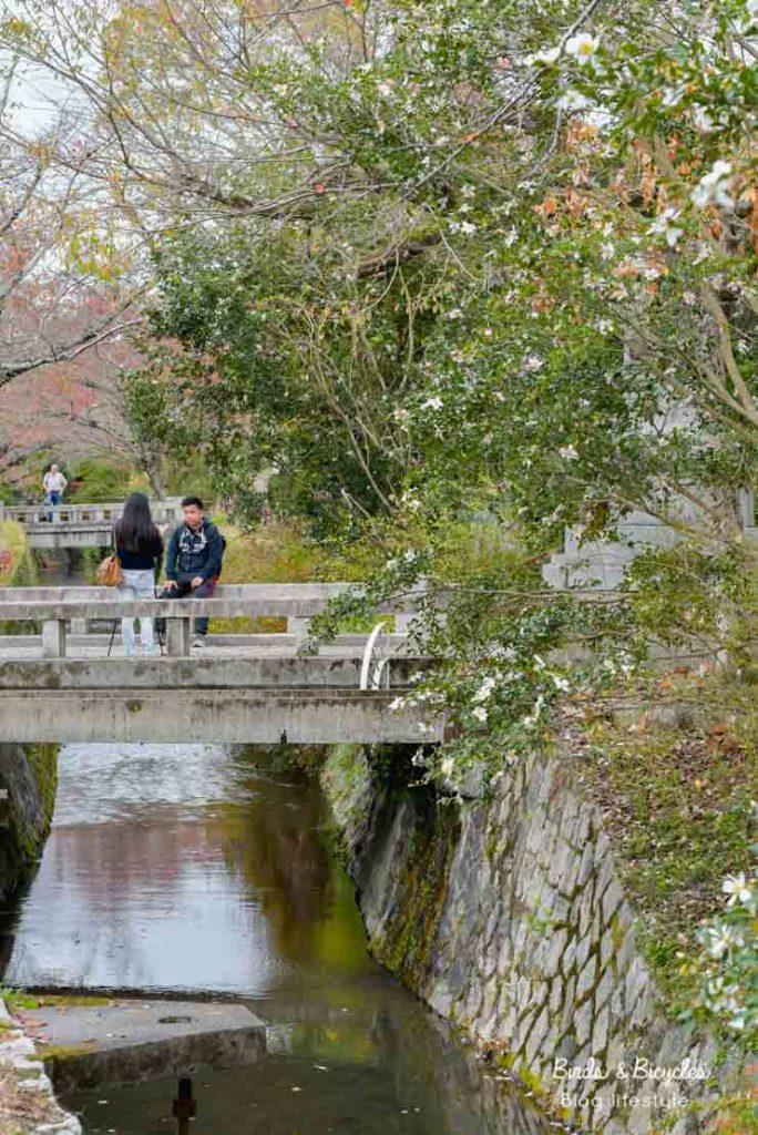 Sur le chemin de la philosophie à Kyoto - que faire, que voir - voyage à Kyoto