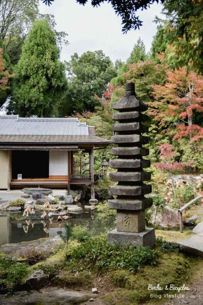 Visiter la villa Hakusasonsô à Kyoto