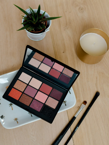 Avis Palette Nars Extreme Effects Eyeshadow Palette - Blog beauté & lifestyle Birds & Bicycles