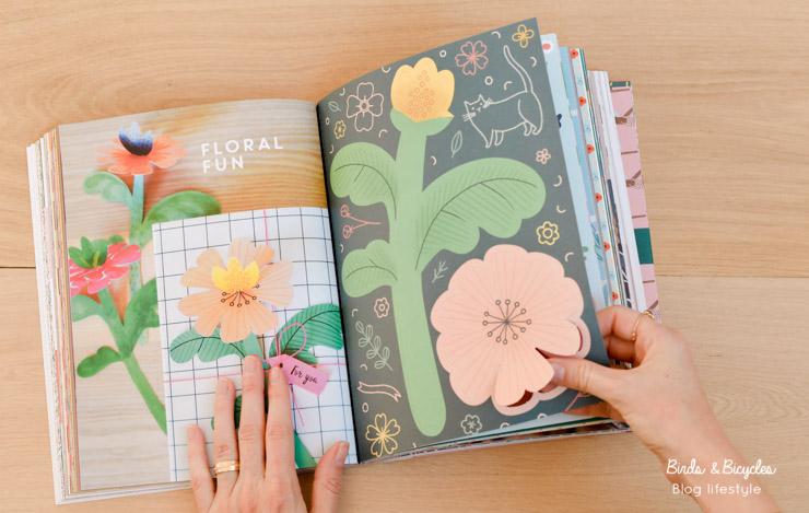 Des DIY avec des fleurs en papier