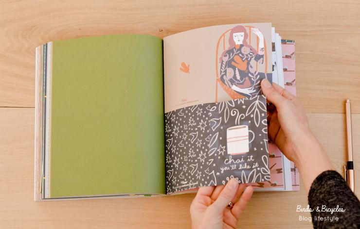 Illustrations magnifiques - Blog papeterie