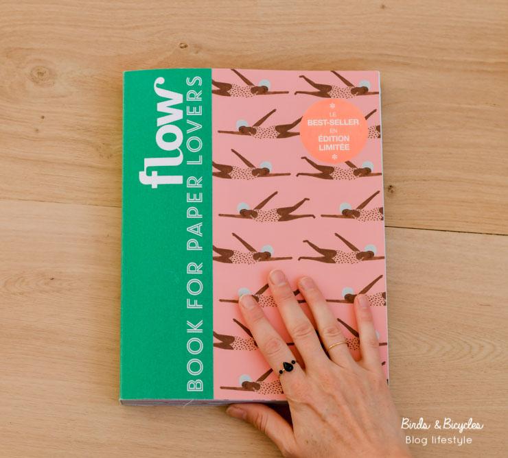Feuilletons le Book for paper lovers 4 du magazine flow et ses DIY de papier