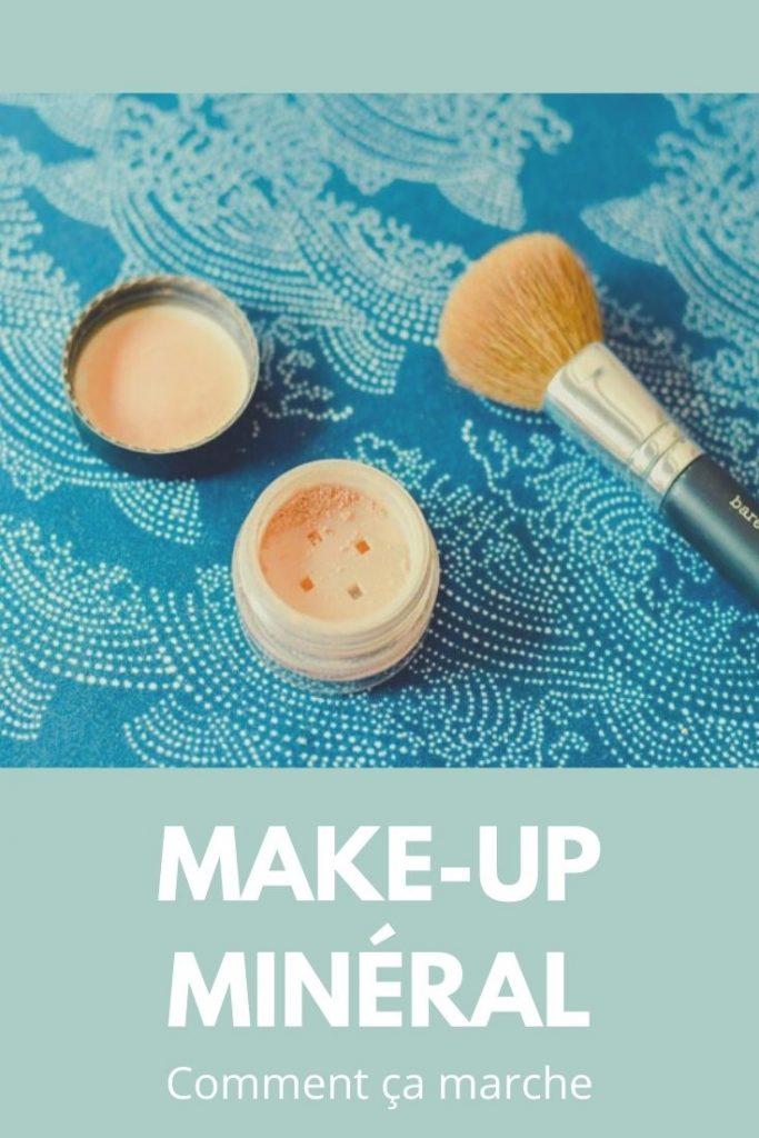 Comment utiliser du maquillage minéral: mode d'emploi