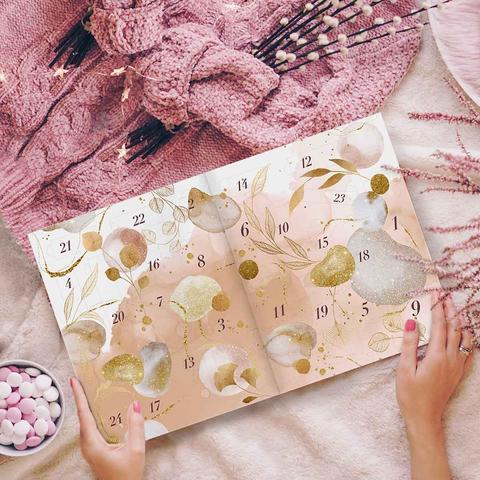 Un calendrier  beauté bio - crush sur le blog!