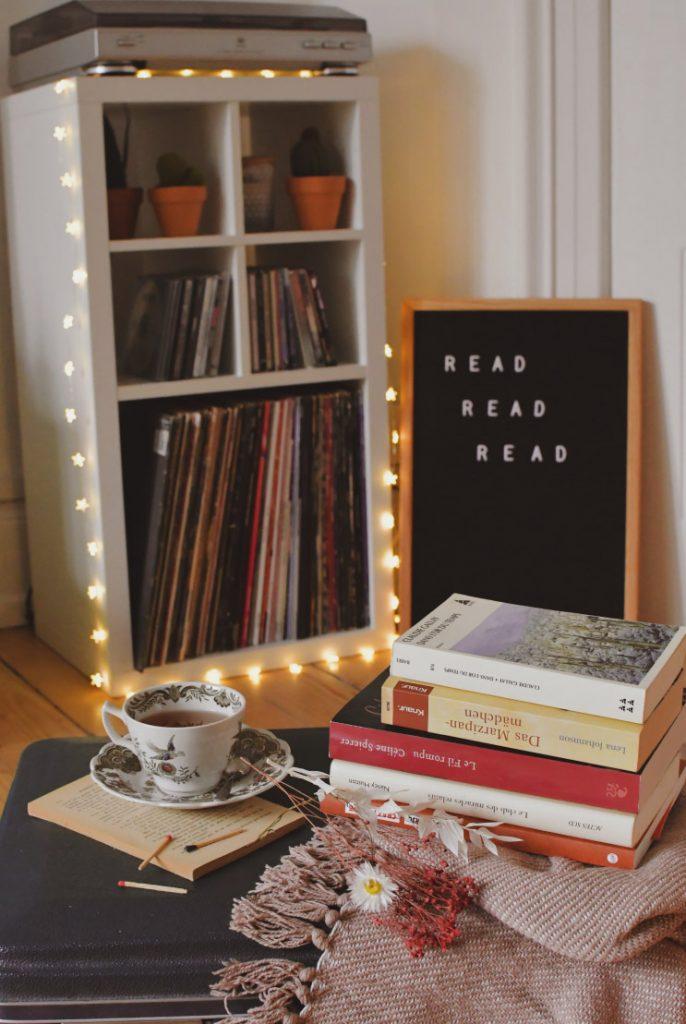 Lire plein de romans - petits bonheurs du blog lifestyle Birds & bicycles