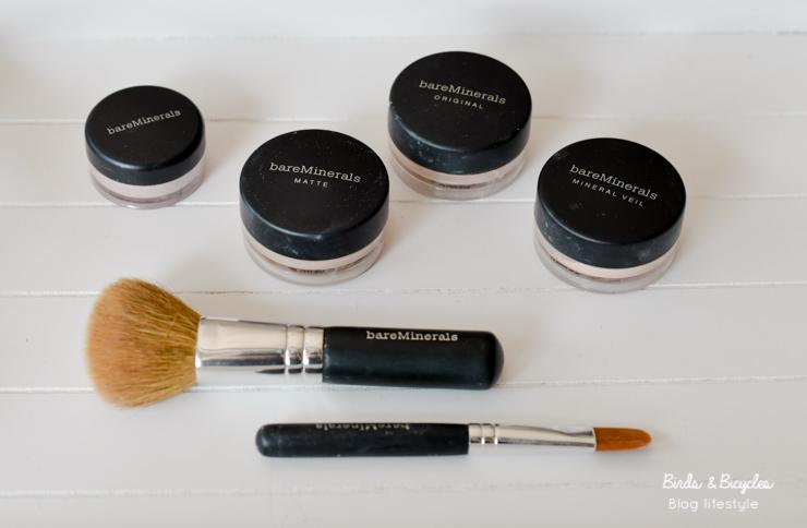 Test du maquillage minéral de Bare Minerals: mon avis sur le starter kit!
